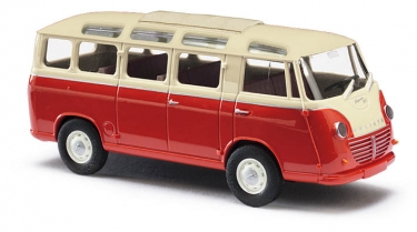 Goliath Express 1100 Luxusbus Rot-Cremeweiß