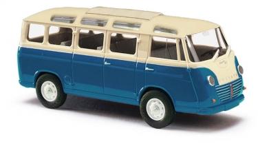 Goliath Express 1100 Luxusbus Blau-Cremeweiß