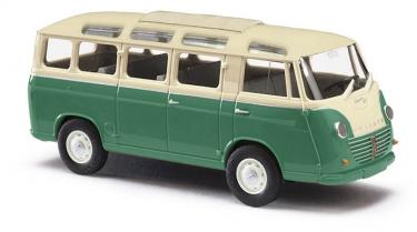 Goliath Express 1100 Luxusbus Grün-Cremeweiß