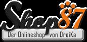 Shop87-Logo